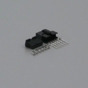 Sada konektoru 1.1 mm, 6 pólů