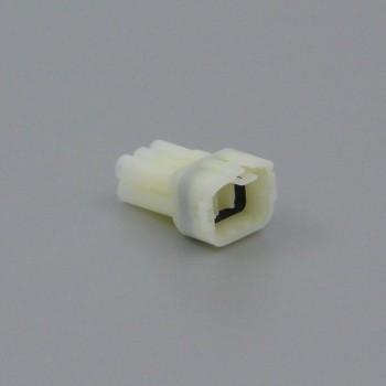 Pouzdro vodotěsného konektoru 2.2 mm, 6 pólů - vidlice (samec)