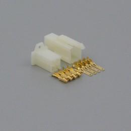 Sada konektoru Faston 2.8 mm, 4 póly