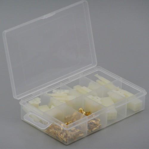 Sada konektorů Faston 2.8 mm v krabičce