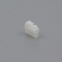 Pouzdro konektoru Faston 6.3 mm, Lance, 2 póly - zásuvka (samice)