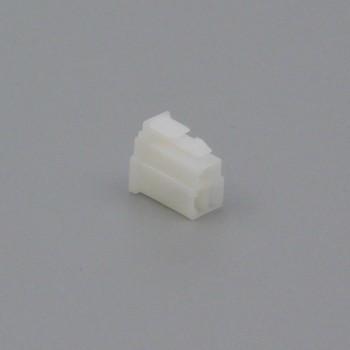 Pouzdro konektoru Faston 6.3 mm, Lance, 3 póly - zásuvka (samice)