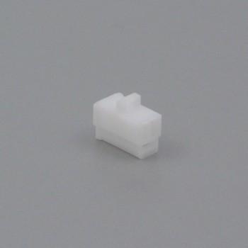 Pouzdro konektoru Faston 6.3 mm, 3 póly - zásuvka (samice)