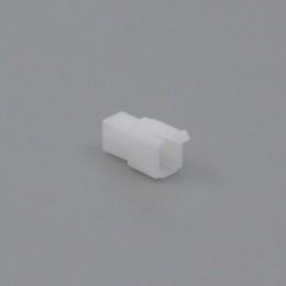 Pouzdro konektoru Faston 6.3 mm, 2 póly - vidlice (samec)