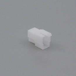 Pouzdro konektoru Faston 6.3 mm, 3 póly - vidlice (samec)
