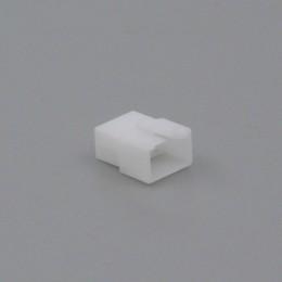 Pouzdro konektoru Faston 6.3 mm, 4 póly - vidlice (samec)
