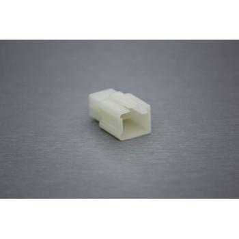 Pouzdro konektoru Faston 2.8 mm, 6 pólů - vidlice (samec)