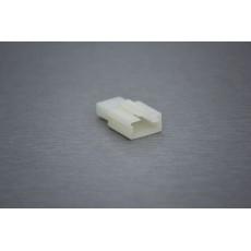 Pouzdro konektoru Faston 2.8 mm, 3 póly - vidlice (samec)