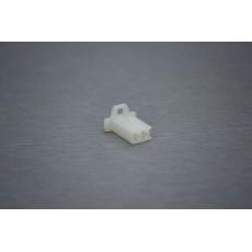 Pouzdro konektoru Faston 2.8 mm, 2 póly - zásuvka (samice)