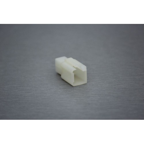 Pouzdro konektoru Faston 2.8 mm, 4 póly - vidlice (samec)