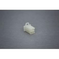 Pouzdro konektoru Faston 2.8 mm, 4 póly - zásuvka (samice)