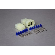 Sada vodotěsného konektoru 2.2 mm, 6 pólů