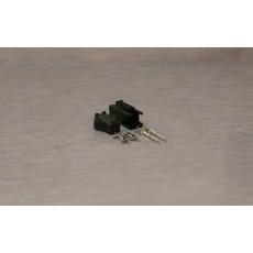 Sada konektoru 1.1 mm, 2 póly