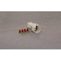 Sada vodotěsného konektoru 2.2 mm, 4 póly - vidlice (samec)