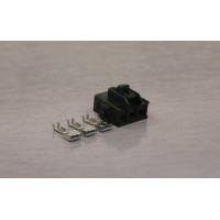 Sada konektoru 7.8 mm, 3 póly - zásuvka (samice)