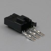 Sada konektoru 7.8 mm, 3 póly - vidlice (samec)