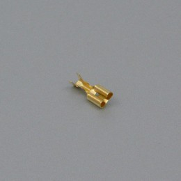 Pin konektoru Faston 6.3 mm - zásuvka (samice)