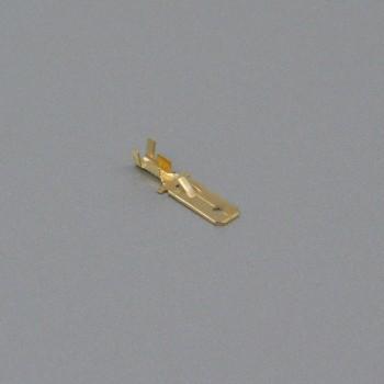 Pin konektoru Faston 6.3 mm - vidlice (samec)