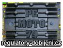 Výroba a prodej regulátorů dobíjení na motocykly